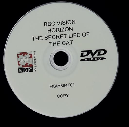 BBC Vision Horizon - The Secret life of a cat