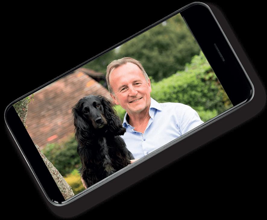 Colin Butcher Author Pet Detective TV - You Tube