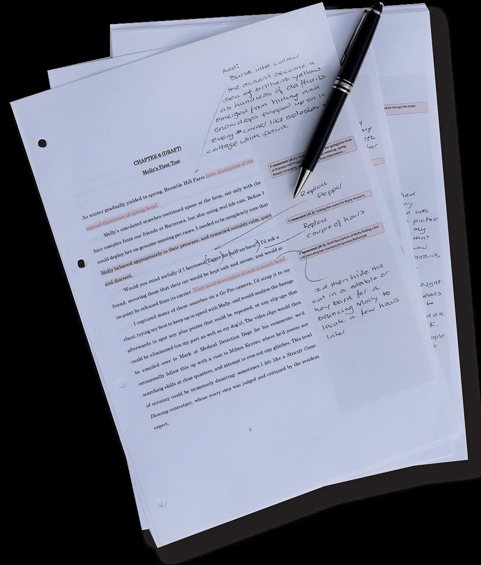 Colin Butcher Author manuscript