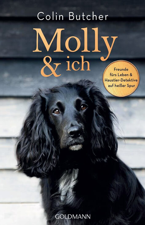 Molly the Pet Detective by Colin Butcher - Germany version