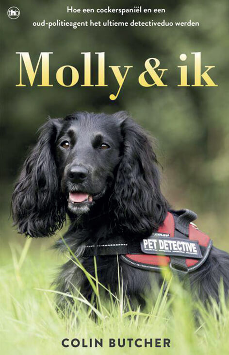 Molly the Pet Detective by Colin Butcher - Holland version