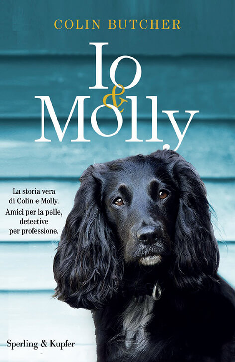 Molly the Pet Detective by Colin Butcher - Italy version