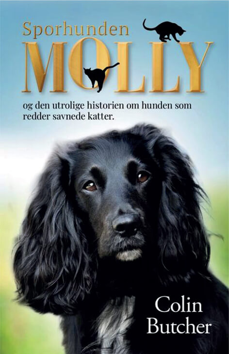 Molly the Pet Detective by Colin Butcher - Norway version