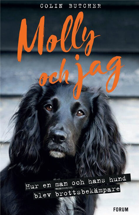 Molly the Pet Detective by Colin Butcher - Swedish version