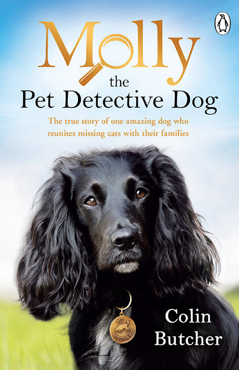 Molly the Pet Detective by Colin Butcher - UK version